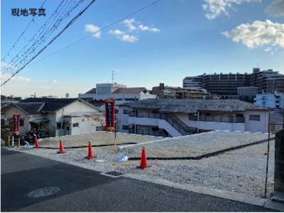 【外観】六軒町2号地 売土地