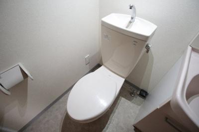 【トイレ】プレステージ蘇我