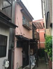 【外観】伏見区深草墨染町 中古テラスハウス