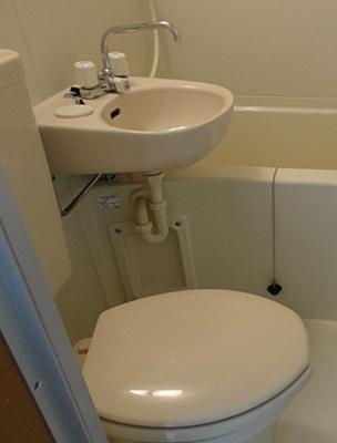 【トイレ】鷺ノ宮の家
