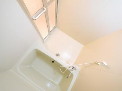 【浴室】近鉄東生駒コーポ