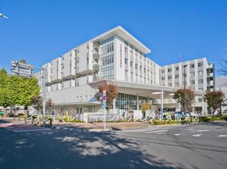 武蔵野徳洲会病院(約633m)