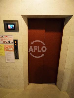エルミタージュ難波南Ⅰエレベーター