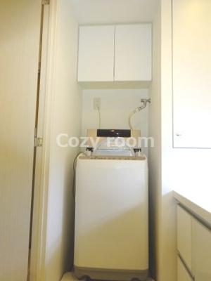 洗濯機付き(家具家電の内容は、各部屋で異なる場合もあります。)