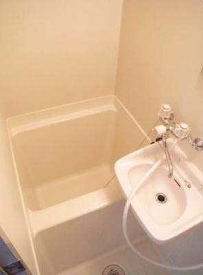 【浴室】メゾン上津