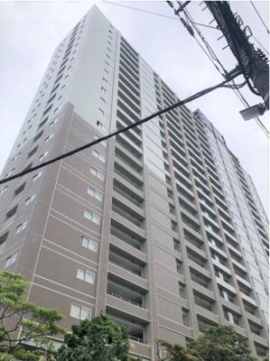 【外観】東京アインスリバーサイドタワー 5階 新大橋1丁目 2004年築