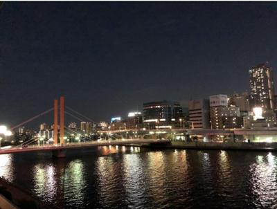 【展望】東京アインスリバーサイドタワー 5階 新大橋1丁目 2004年築
