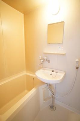 【浴室】サンコーポ
