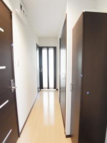 CielBleu千葉中央の廊下 別室参照