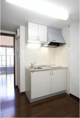 マナ板が置けるスペースのあるIHシステムキッチン☆