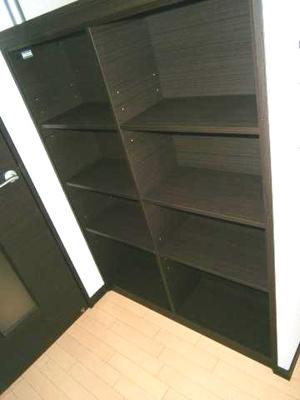 本棚などに利用できます