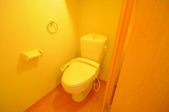 【トイレ】レオパレス加島サザンフェイス