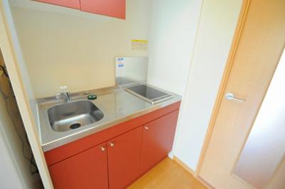 【キッチン】レオパレス加島サザンフェイス
