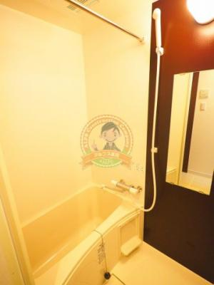 【浴室】フラット横浜大口