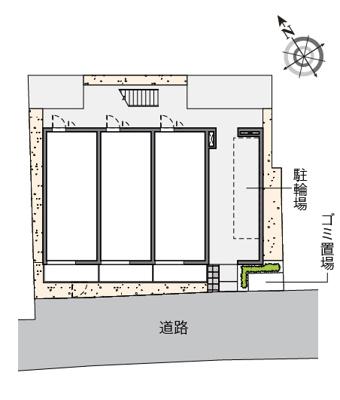 【地図】クレイノコンフォール