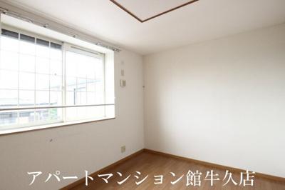 【洋室】パルティール弐番館