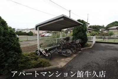 【設備】パルティール弐番館