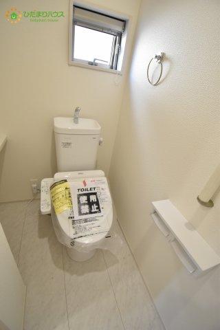 【トイレ】西区西大宮2丁目 新築一戸建て 03