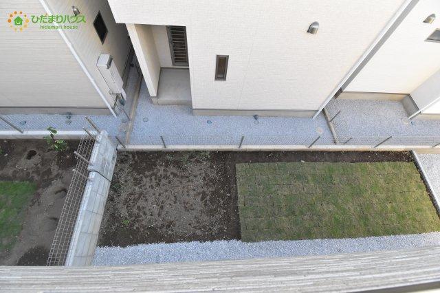 【庭】西区西大宮2丁目 新築一戸建て 03