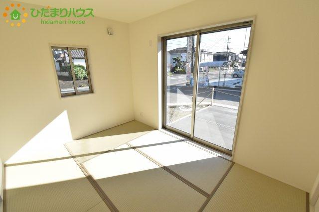 【和室】鴻巣市松原 新築一戸建て リーブルガーデン 01