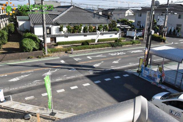 【展望】鴻巣市松原 新築一戸建て リーブルガーデン 01