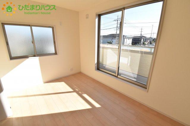 【洋室】鴻巣市松原 新築一戸建て リーブルガーデン 01