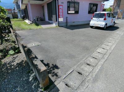 【駐車場】小笠原再生住宅