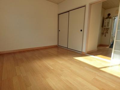 【洋室】サニークレール2号棟