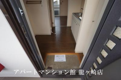 【玄関】ジーニアスキャビン