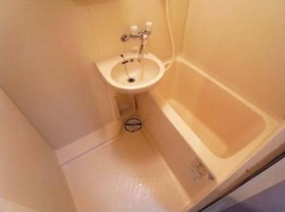 風呂、洗面台(同一仕様写真)