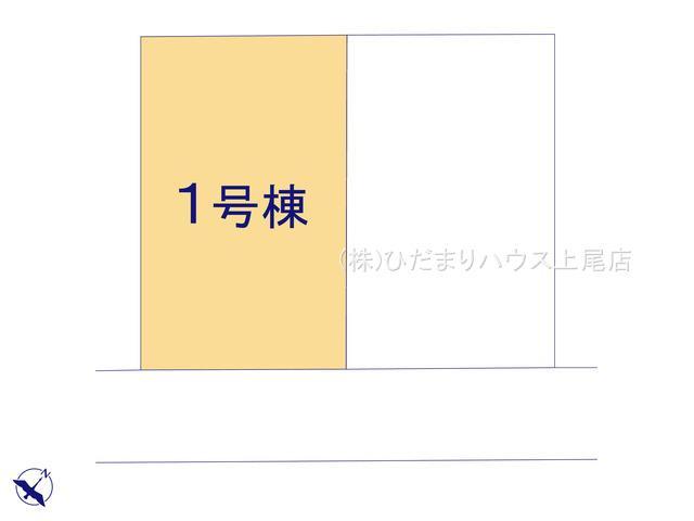 【区画図】上尾市原市 第4 新築一戸建て リーブルガーデン 01