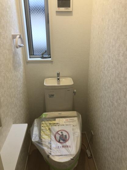 【トイレ】菅馬場3丁目 新築戸建