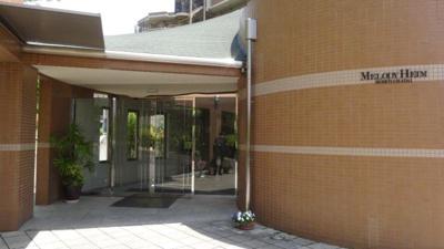 【玄関】メロディーハイム桃山台