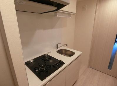 お料理しやすいガスコンロのキッチン(同一仕様)
