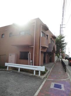 【外観】ユニヴェール花屋敷弐番館 5階
