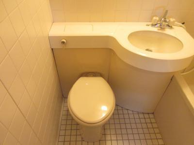【トイレ】ラ・ユニテ