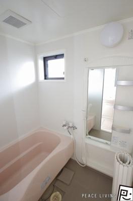 【浴室】サニーガーデンB棟
