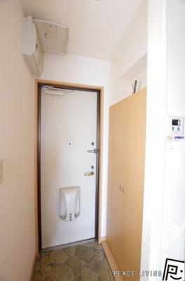 【玄関】サニーガーデンB棟