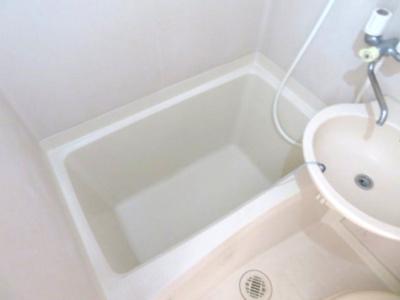 【浴室】ハイツ石川