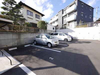 【駐車場】プレリュード・A