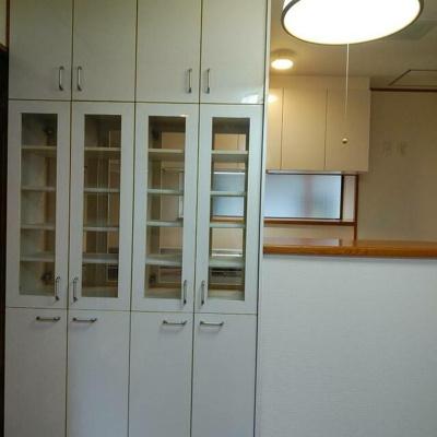 キッチン食洗器棚