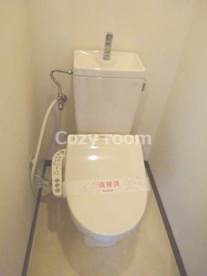 【トイレ】メゾンラポール
