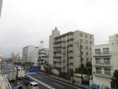 【展望】ロイヤルヒルズ鷺沼