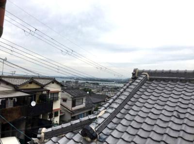 【展望】富士見台貸家