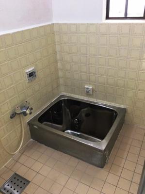 【浴室】富士見台貸家