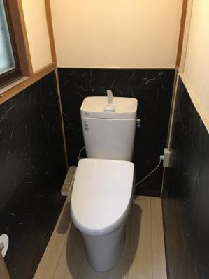 【トイレ】富士見台貸家