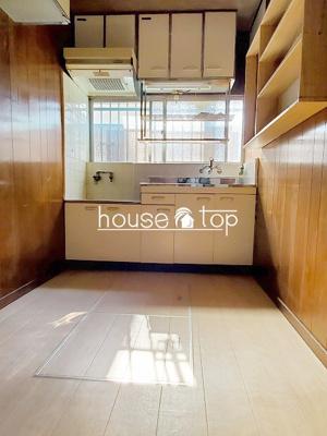 【キッチン】東鳴尾2丁目テラス