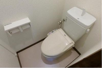 【トイレ】レジデンスキムラ