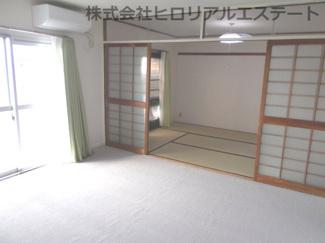 【和室】垂水高丸住宅2号棟