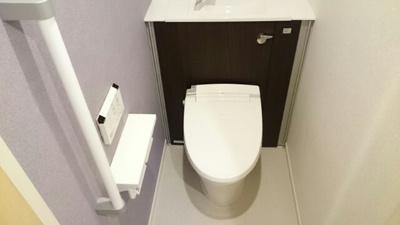 【トイレ】ベルフォース ルミエール